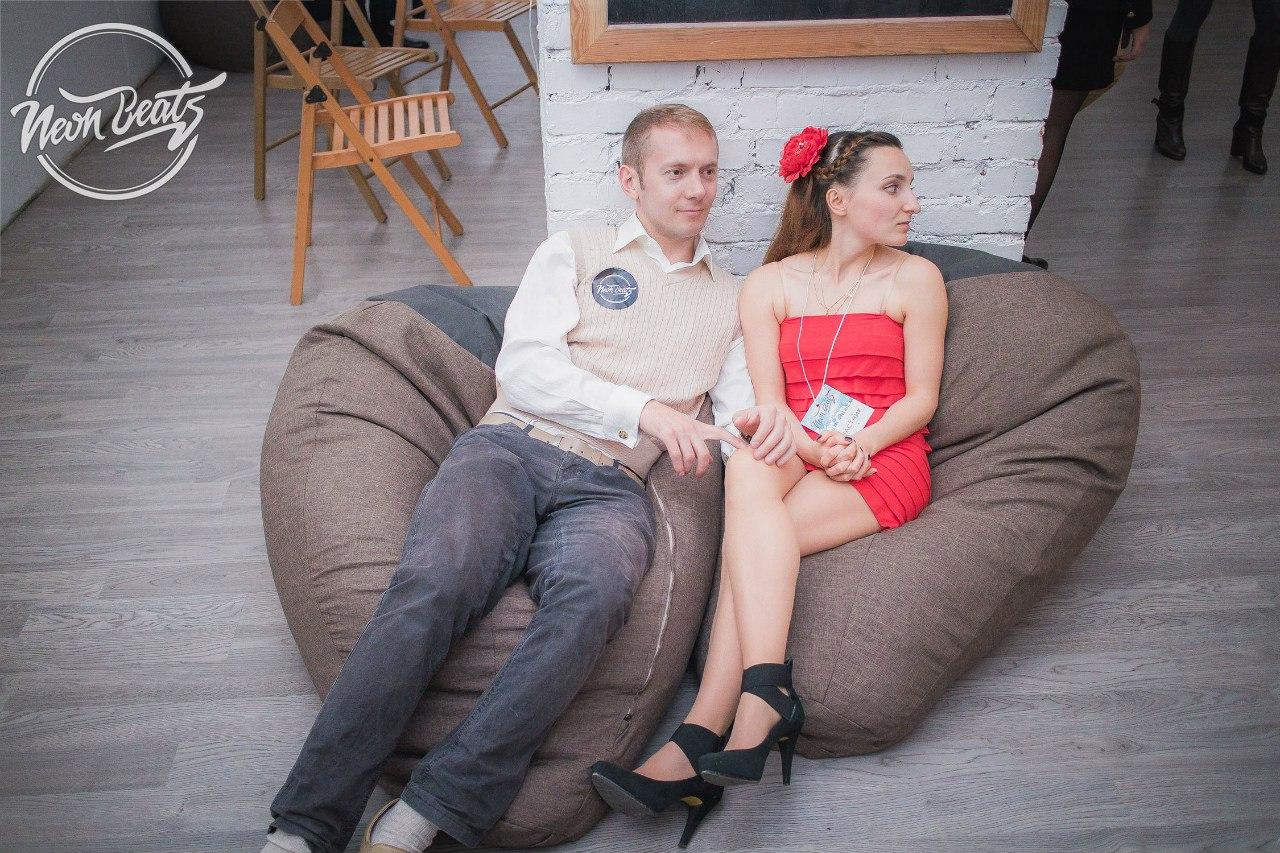 Михаил Кожаев и Екатерина Полосина