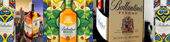 Виски-Ballantine's