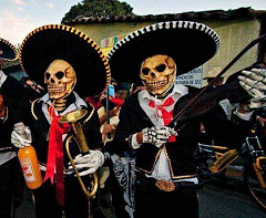 Мексиканский день смерти mini