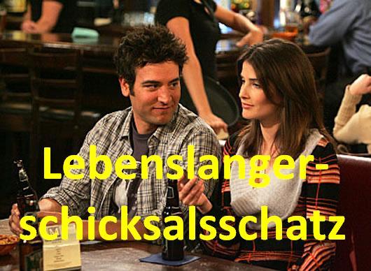Тэд и Робин Lebenslangerschicksalsschatz
