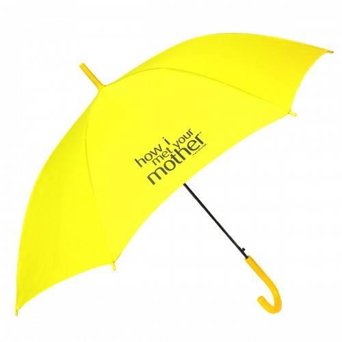 Жёлтый зонт из сериала Как я встретил вашу маму