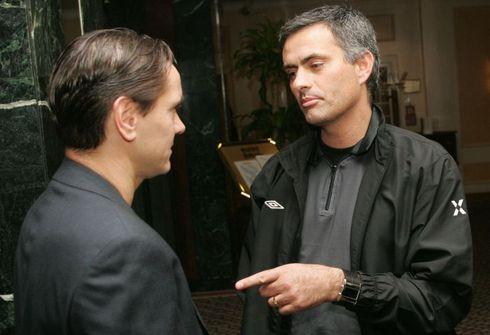 Аленичев и Моуринью