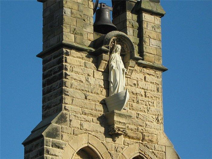 Дева Мария Звезда Моря в Йоркшире