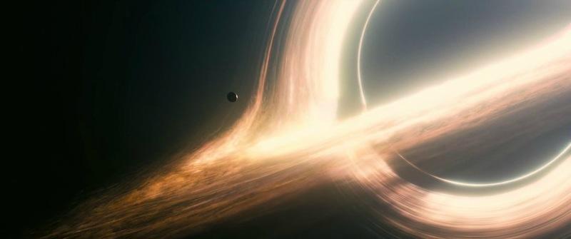 Интерстеллар кольцо Сатурна