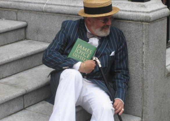 Джентльмен с Улиссом