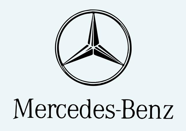 Mercedes-Benz логотип