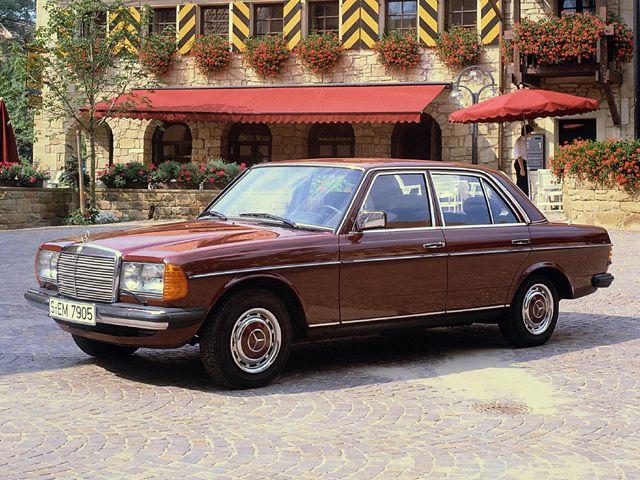 Mercedes-Benz-W123
