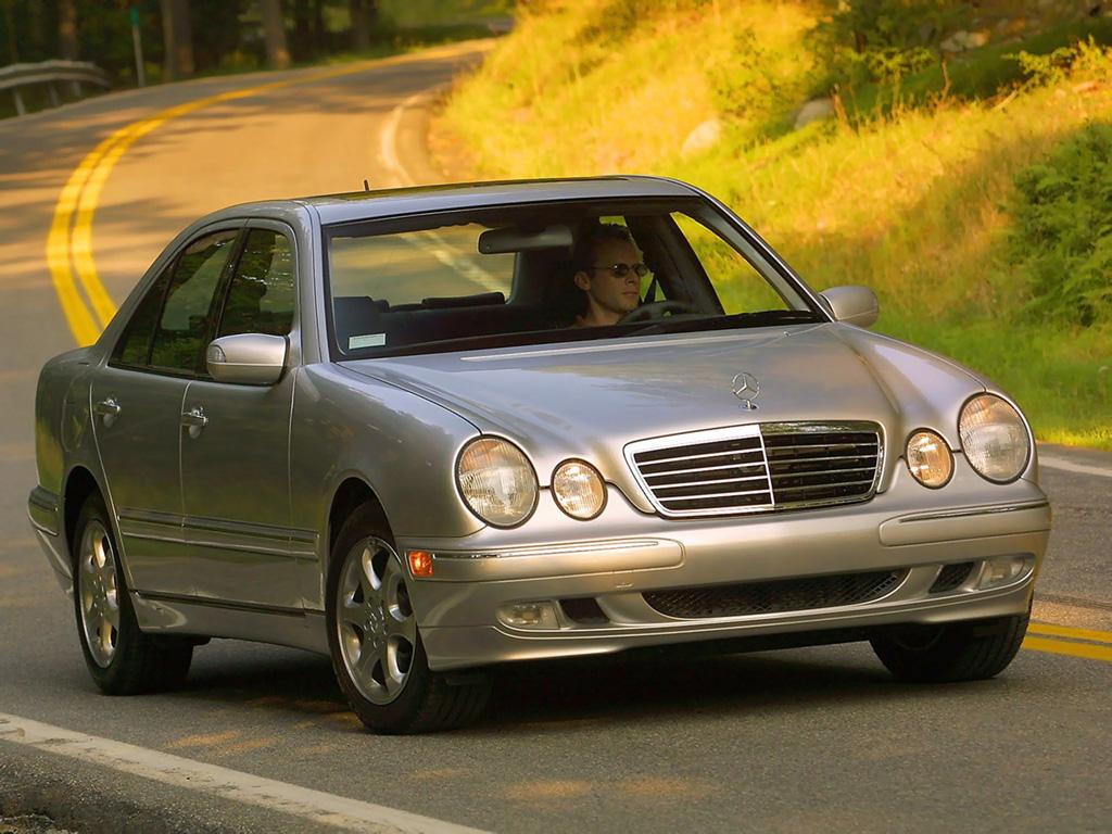 Mercedes-Benz-W210