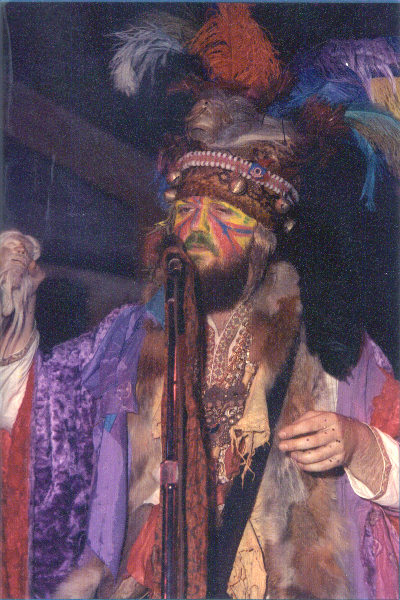 Dr John, the night tripper