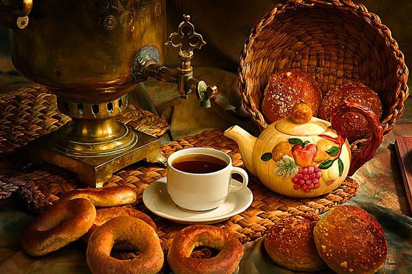 Юбилейное чаепитие