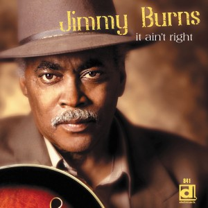 Jimmy Burns
