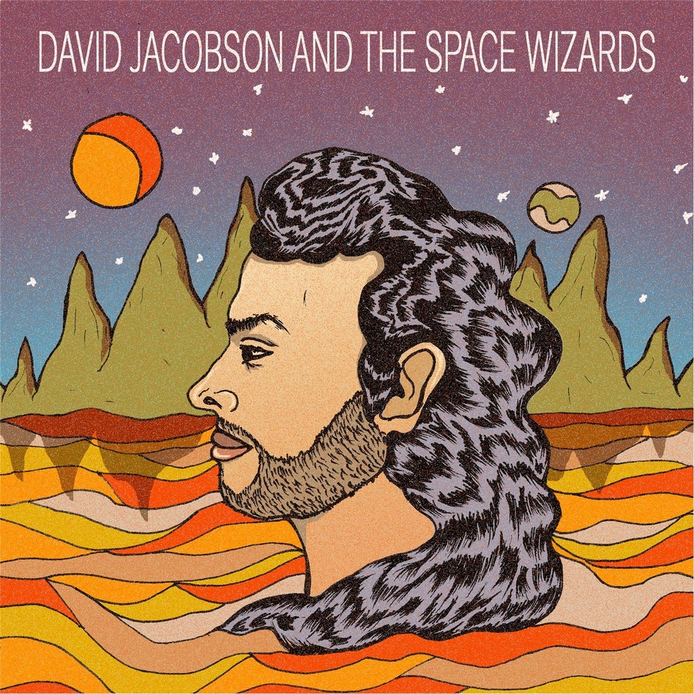 David Jacobson - David Jacobson And The Space Wizards (2016)