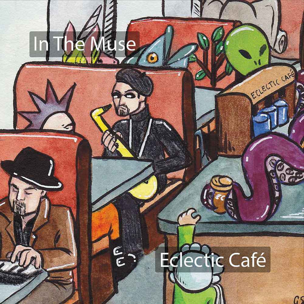 In The Muse - Eclectic Cafe (2016)