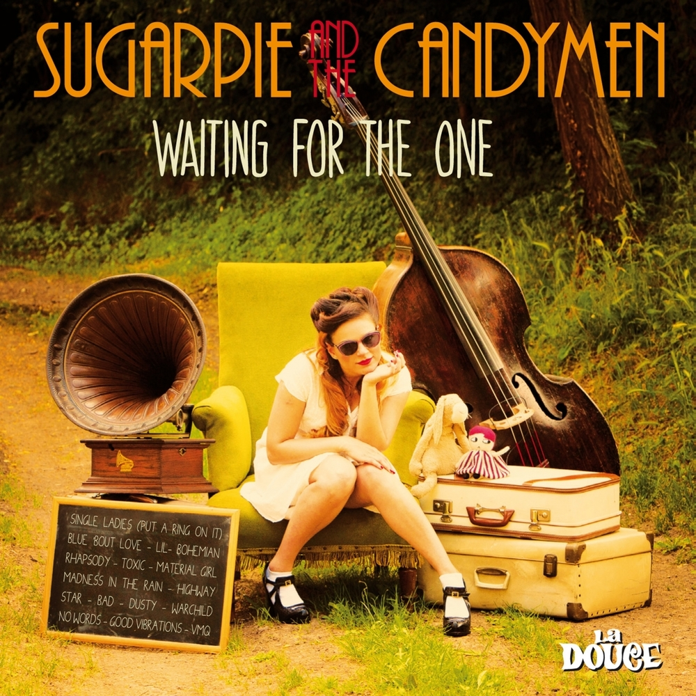 Sugarpie And The Candymen - Waiting For The One
