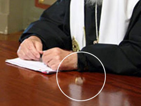 Часы Патриарха - детальное фото