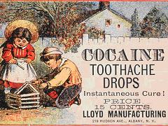 Ранее легальные наркотики