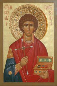 Святитель Пантелеймон Целитель